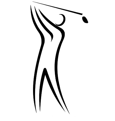 golf clipart illustration